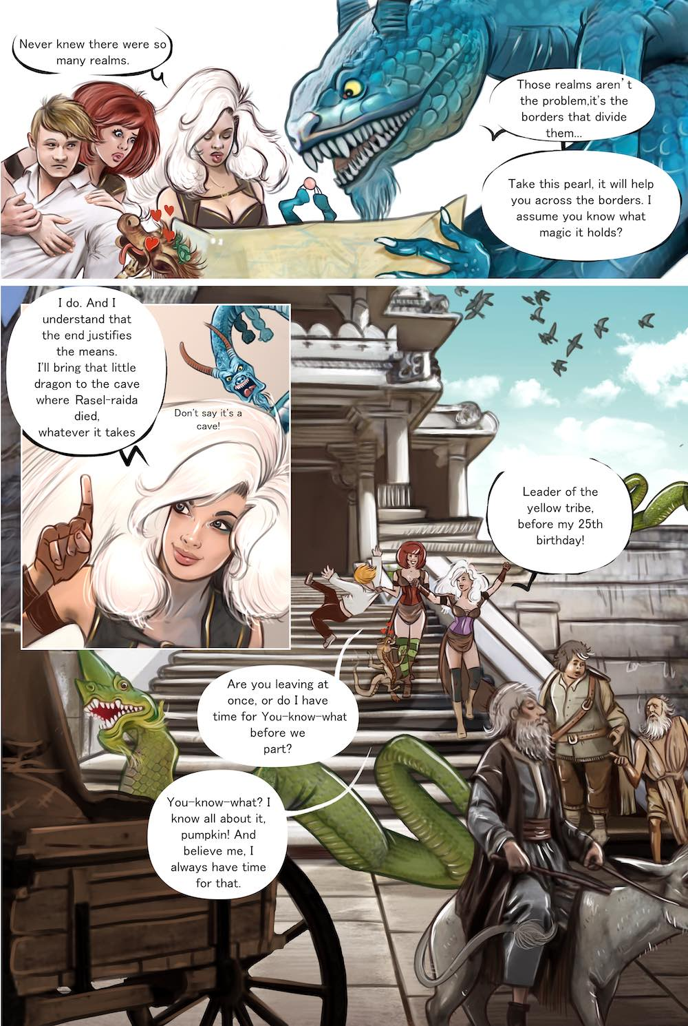 Page 7 of lyscomic