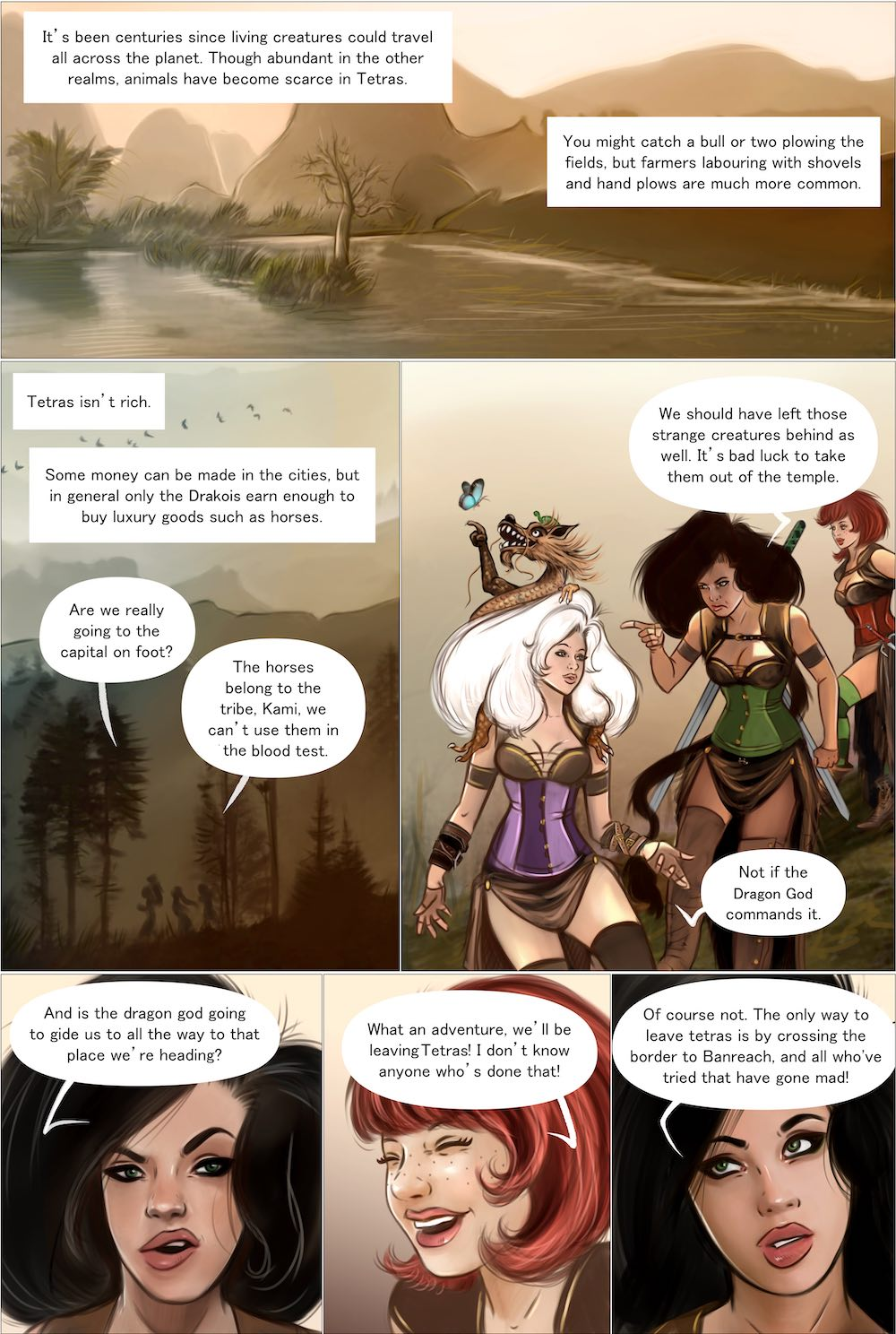 Page 9 of lyscomic