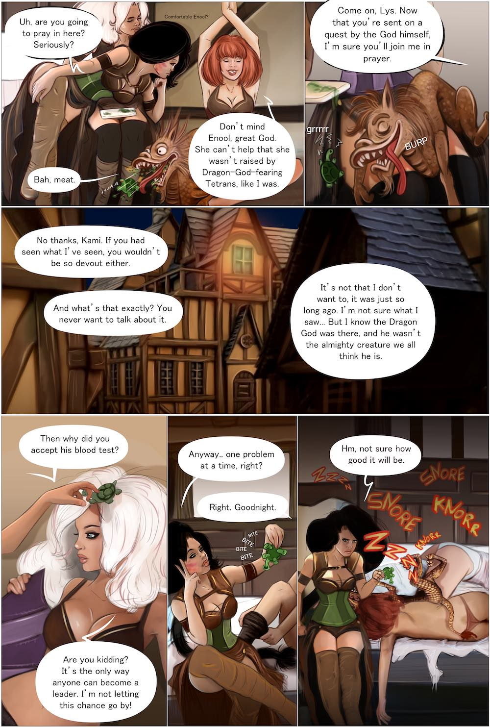 Page 20 of lyscomic