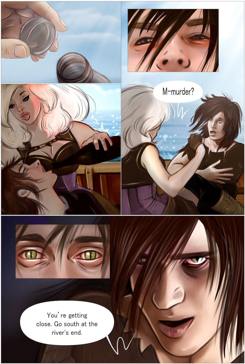Page 34 of lyscomic