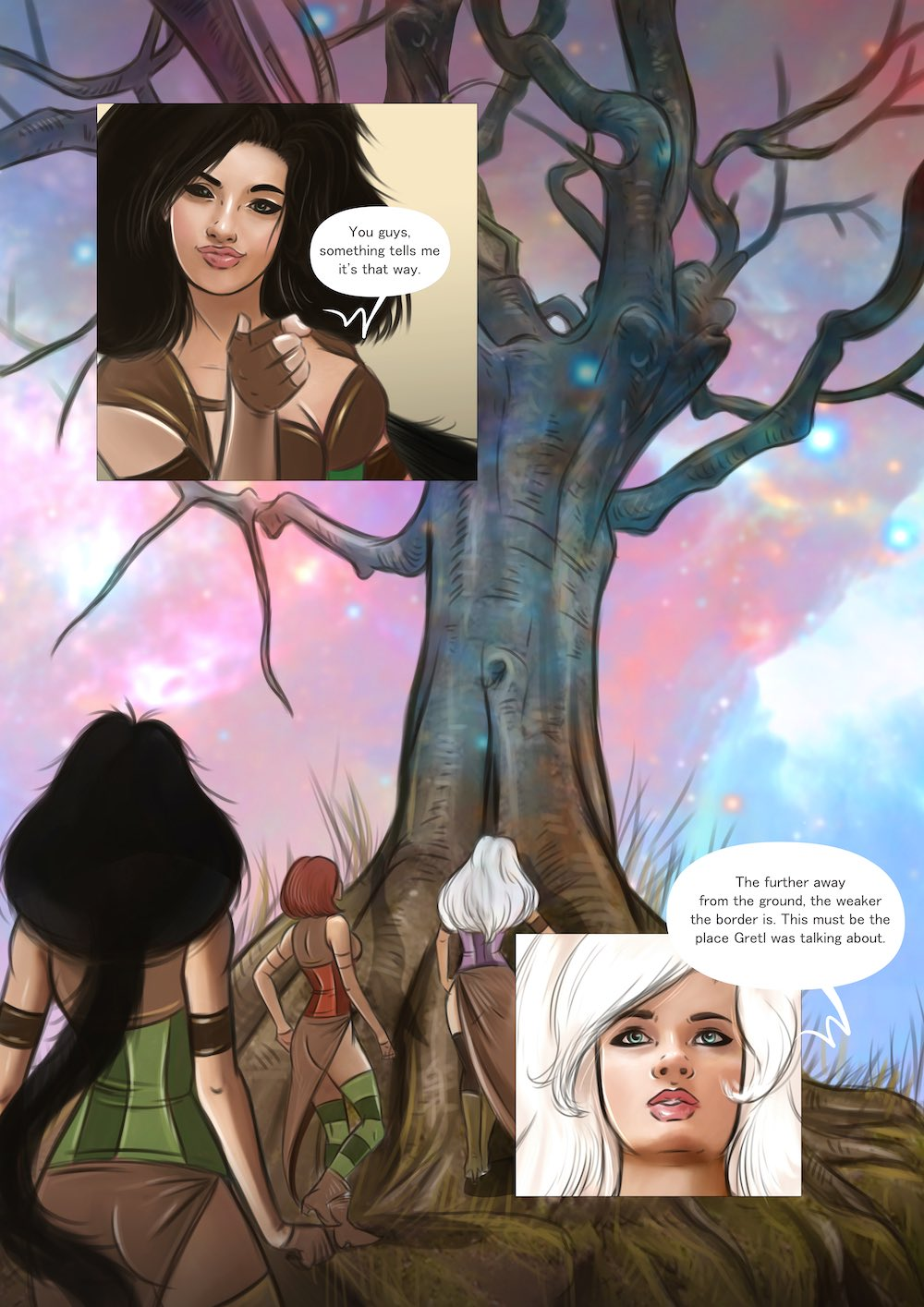 Page 37 of lyscomic