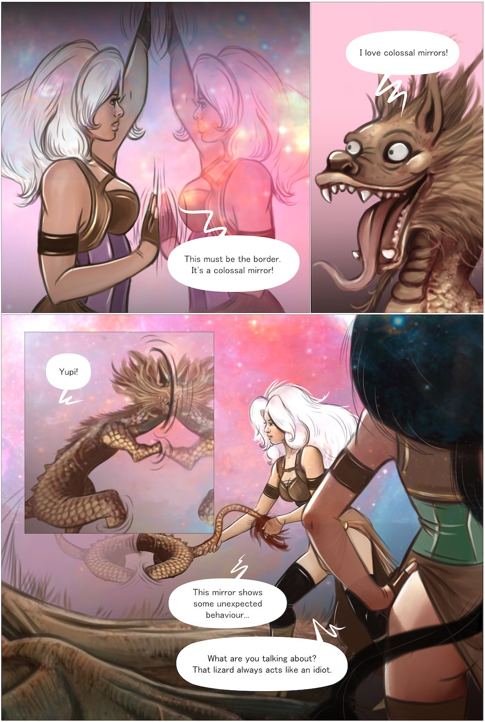Page 39 of lyscomic