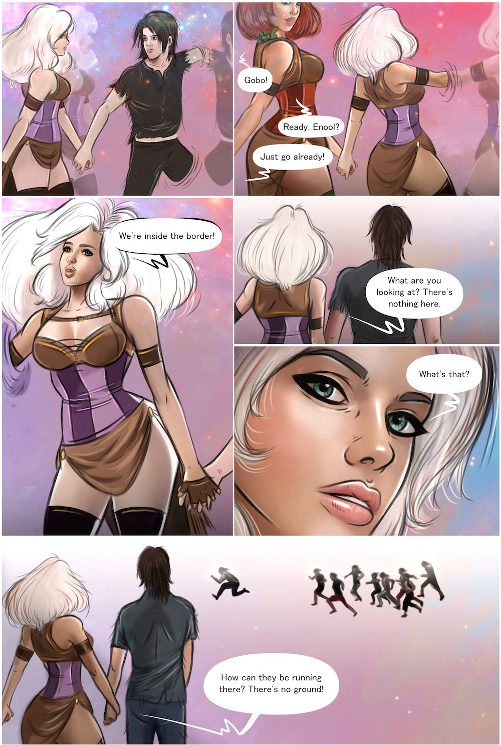 Page 44 of lyscomic